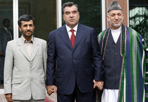 اختتام مؤتمر التعاون الاقليمي حول افغانستان بتبني اعلان دوشنبه