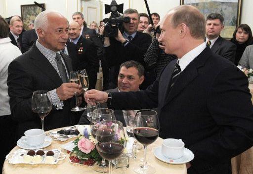 بوتين: الانتخابات الرئاسية  تساعد في تكاتف المجتمع الروسي