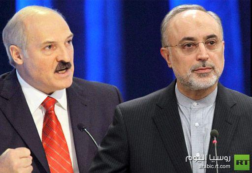 لوكاشينكو: نتابع الوضع حول إيران ببالغ الاهتمام