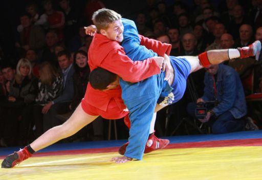 أبطال السامبو الروس يحصدون 3 ذهبيات في ختام بطولة كأس السوبر العالمية