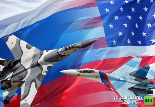 طائرات حربية روسية تشارك في مناورات سلاح الجو الامريكي
