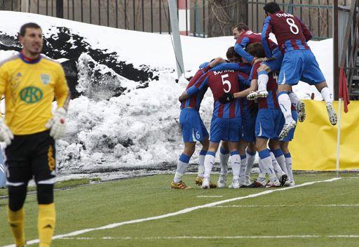 فولغا يبلغ نصف نهائي كأس روسيا