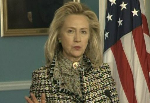 كلينتون تدعو إلى توحيد الجهود الدولية من أجل منع حصول إيران على سلاح نووي