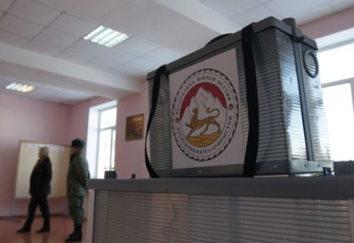 مواطنو أوسيتيا الجنوبية يختارون رئيسا لهم بعد إلغاء نتائج الانتخابات السابقة