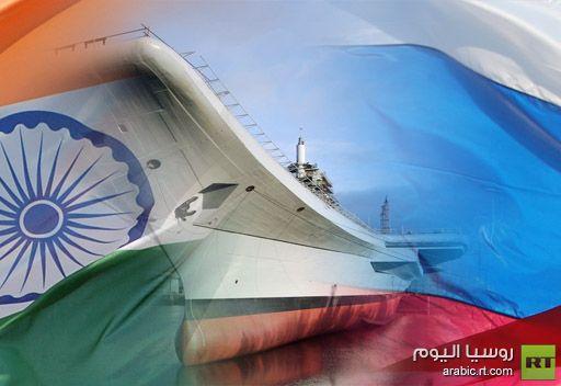 ازدياد تصدير الاسلحة الروسية الى الهند