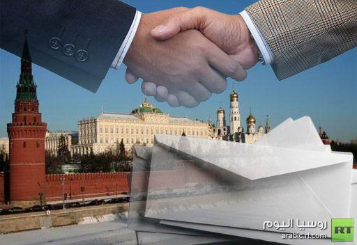 زعماء اجانب يهنئون بوتين بالفوز في الانتخابات
