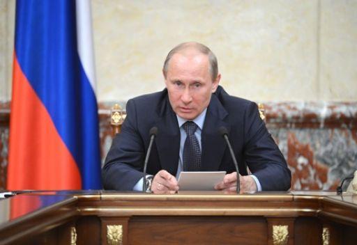 بوتين يطلب من الحكومة الروسية وضع خطط لتنفيذ وعوده الانتخابية