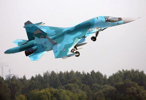 وزارة الدفاع الروسية: القوات الجوية ستزود بـ 92 طائرة قاذفة مقاتلة