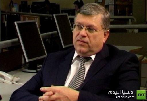 مدفيديف يقيل السفير الروسي لدى قطر