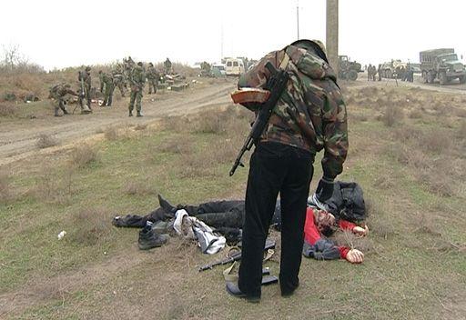 جمهورية قبردين – بلقاريا...تصفية اثنيين من الارهابيين