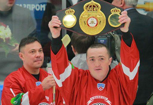 الملاكم الروسي ليبيديف يواجه