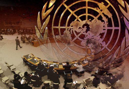 مجلس الامن الدولي يتبنى قرارا بارسال مراقبين عسكريين غير مسلحين الى سورية
