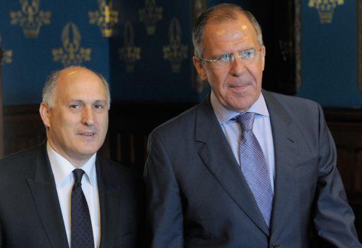 لافروف: موسكو ستصر على توقيع الاتفاقية حول عدم استخدام القوة بين جورجيا وأبخازيا