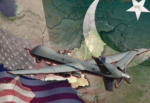 طائرات امريكية بدون طيار تقتل 5 متطرفين شمال غربي باكستان