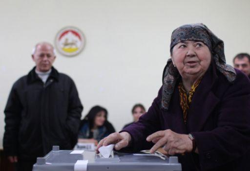 انطلاق الجولة الثانية من الانتخابات الرئاسية في جمهورية أوسيتيا الجنوبية