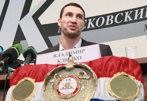 فلاديمير كليتشكو يرغب في مواجهة أريولا قبل نهاية 2012
