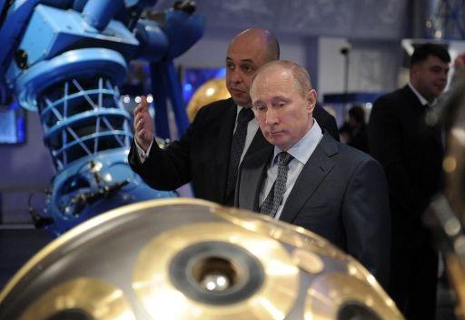 بوتين: يجب وضع استراتيجية وطنية طويلة الأمد لتطوير المطارات الفضائية