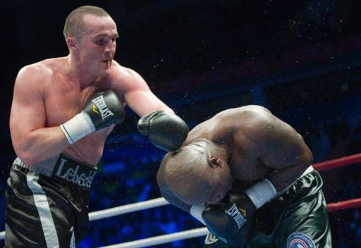 الروسي ليبيديف يهزم