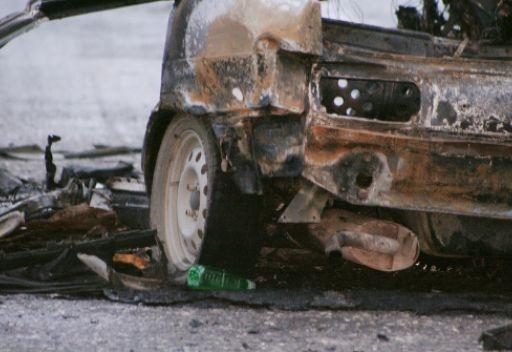 مصرع شرطيين واصابة مدنيين بجروح في انفجار بانغوشيتيا