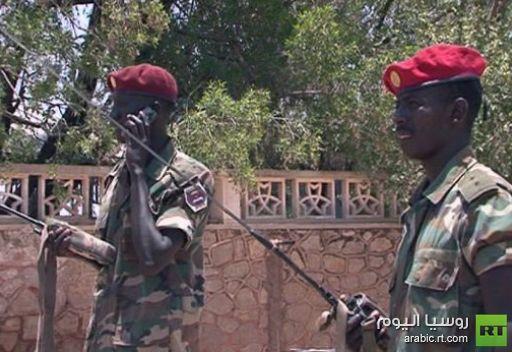 القوات الأثيوبية تسير دوريات في معقل سابق للمتشددين الصوماليين