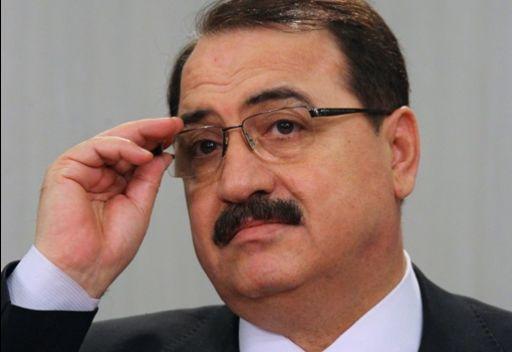 السفير السوري في موسكو رياض حداد