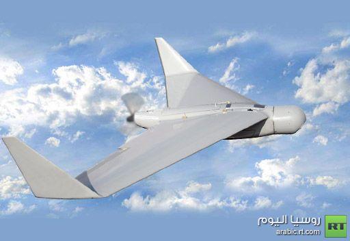 وزارة الطوارئ الروسية تزود بطائرات دون طيار