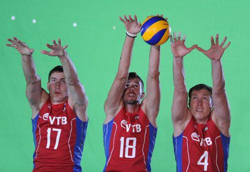 انطلاقة صعبة لكرة الطائرة الروسية في الدوري العالمي