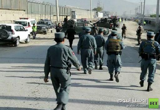السلطات الأفغانية تحبط هجوما إرهابيا في كابل