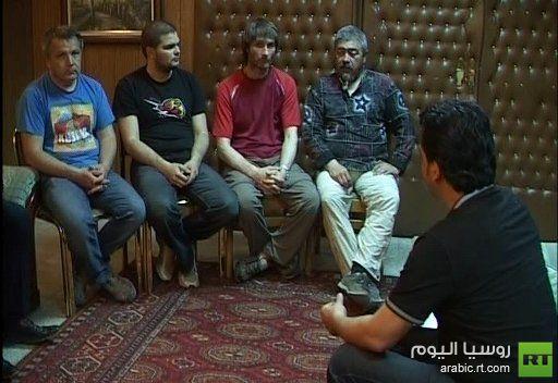 الافراج عن الدراجين الروس الموقوفين في العراق