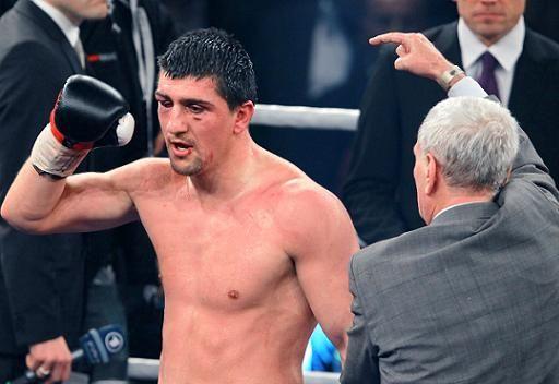 الملاكم الألماني هوك يريد في عيد ميلاده خوض نزال ثأري ضد الروسي بوفيتيكن