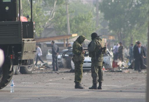 تصفية مسلح مشتبه بالتورط في تدبير تفجير انتحاري بداغستان