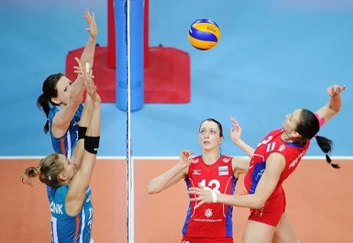 الطائرة الروسية تصل نصف نهائي أولمبياد لندن 2012