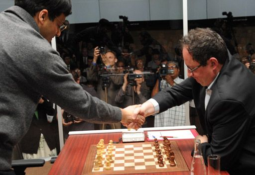 ست جولات بدون أي فوز في بطولة العالم للشطرنج
