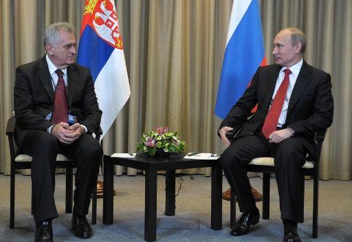 بوتين: روسيا ستقدم لصربيا قرضا جديدا قدره 800 مليون دولار