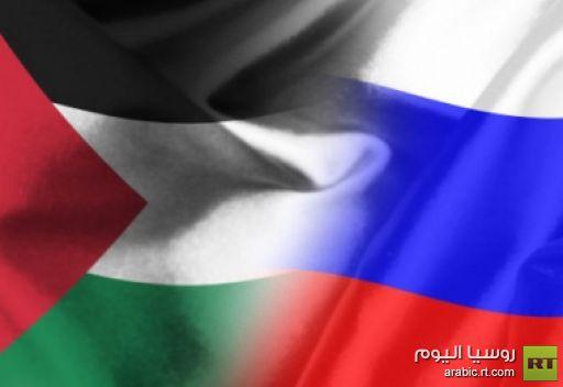 عباس يهنئ بوتين بتسلمه مهام رئاسة جمهورية روسيا الاتحادية