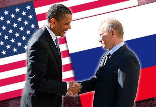 اوباما يهنئ بوتين بتولي منصب الرئاسة.. وتبادل التهانئ بعيد النصر