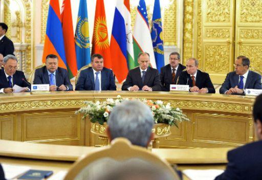 بوتين: دول منظمة معاهدة الأمن الجماعي أكدت وحدة مواقفها بشأن قضايا الأمن