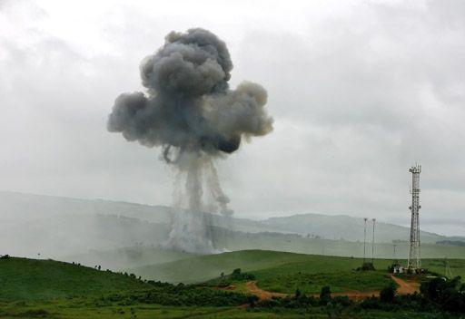 سقوط قتلى وجرحى عسكريين في انفجار عبوة مستهلكة بمقاطعة نيجني نوفغورود الروسية