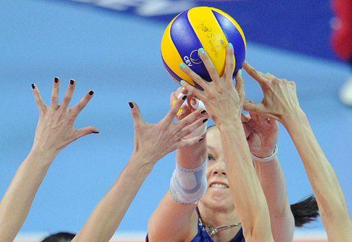 روسيا تفوز على تايلاند بالطائرة في تصفيات أولمبياد لندن 2012