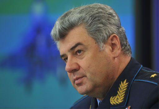 قائد سلاح الجو الروسي: يمكن تحديد موقع إسقاط الطائرة التركية عن طريق الأقمار الصناعية