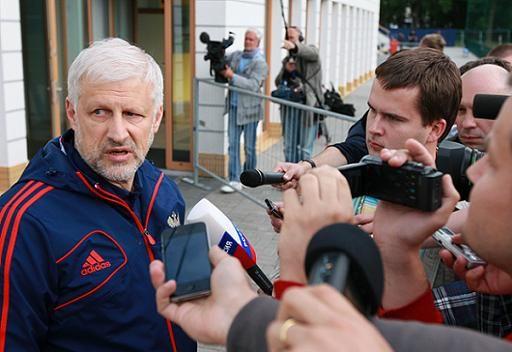 رئيس الاتحاد الروسي لكرة القدم يقدم استقالته