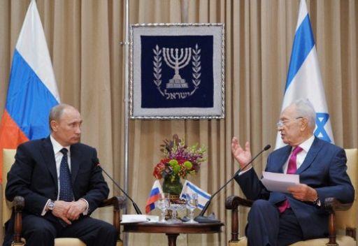 بوتين: توفير السلام والأمن في الشرق الأوسط وإسرائيل هو من مصلحة روسيا الوطنية