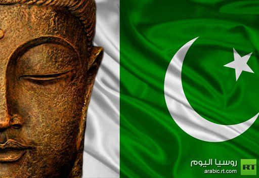 خبراء يبدأون ترميم تمثال بوذا بعد  تدميره على يد