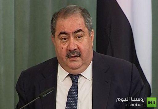 زيباري: كل الطرق مفتوحة للشركات الروسية للعمل وبظروف آمنة في السوق العراقية