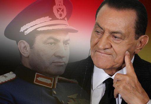 مطالب بنقل مبارك الى مستشفى عسكري مراعاة لتدهور حالته الصحية
