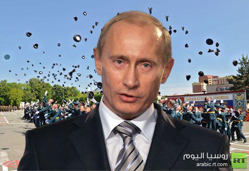 بوتين: روسيا لن تسمح لأي أحد بالتكلم معها بلغة القوة