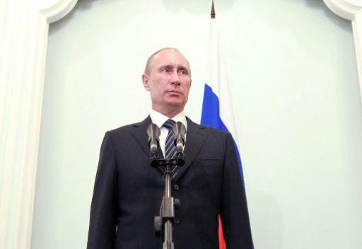 بوتين يعرب عن قلقه من انسحاب القوات الدولية من افغانستان