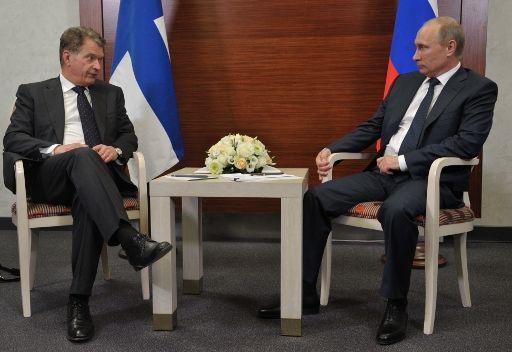 بوتين لا يتسبعد حدوث موجة جديدة من الازمة المالية العالمية