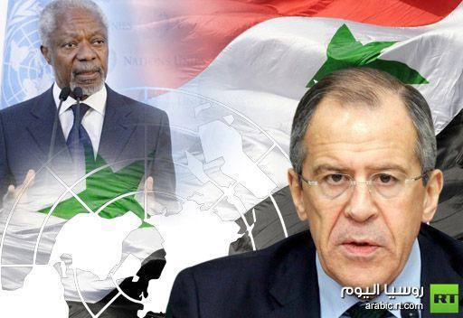 لافروف: المؤتمر الدولي حول سورية يهدف الى خلق ظروف مؤاتية لحوار سياسي بين الأطراف