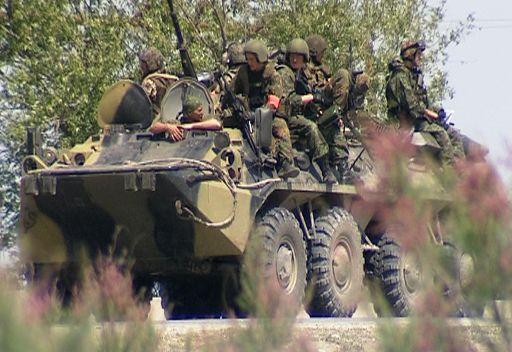 القضاء على مسلحين اثنين في عملية أمنية خاصة بجمهورية انغوشيا الروسية
